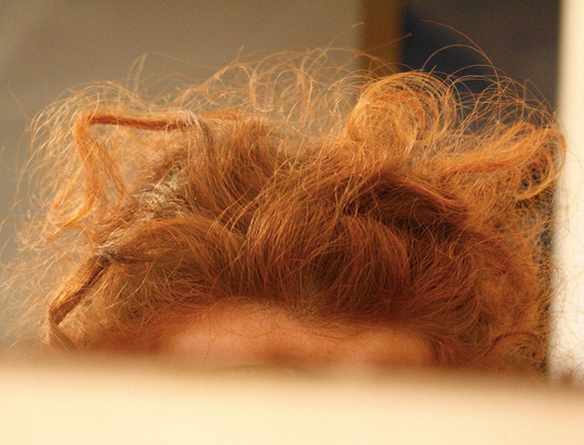 Как в домашних условиях сделать мягкие волосы жесткими
