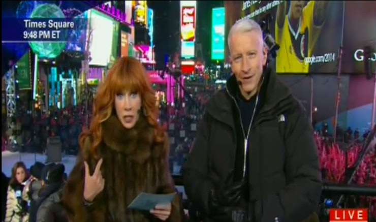 Kathy Griffin and a New Format: Big Changes Ahead For FashionPolice'