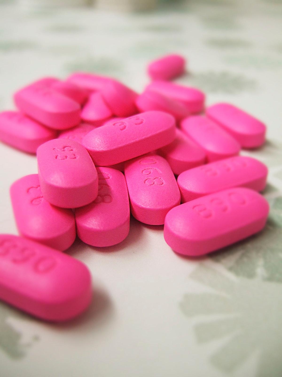 Pink viagra works