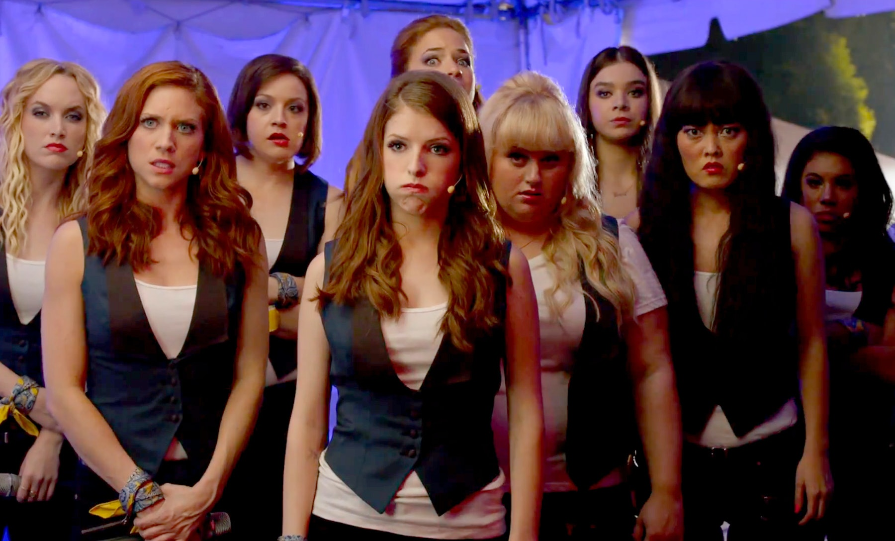 �Pitch Perfect 2': You've heard this song before - The