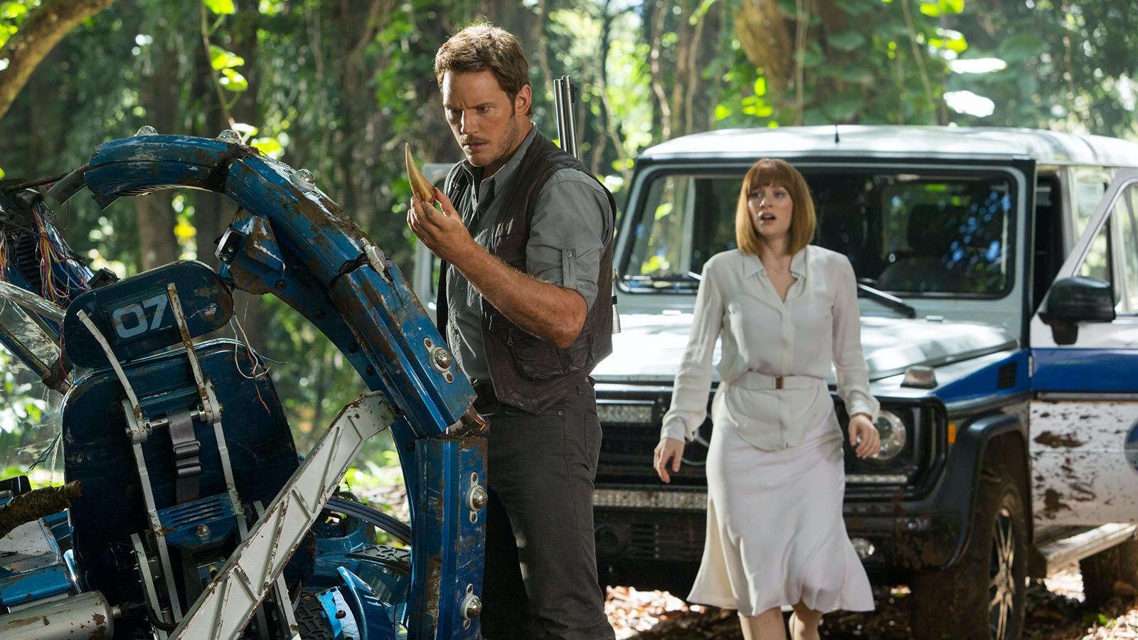 Jurassic Park 4 World Te Dublaj Full HD izle - Hep