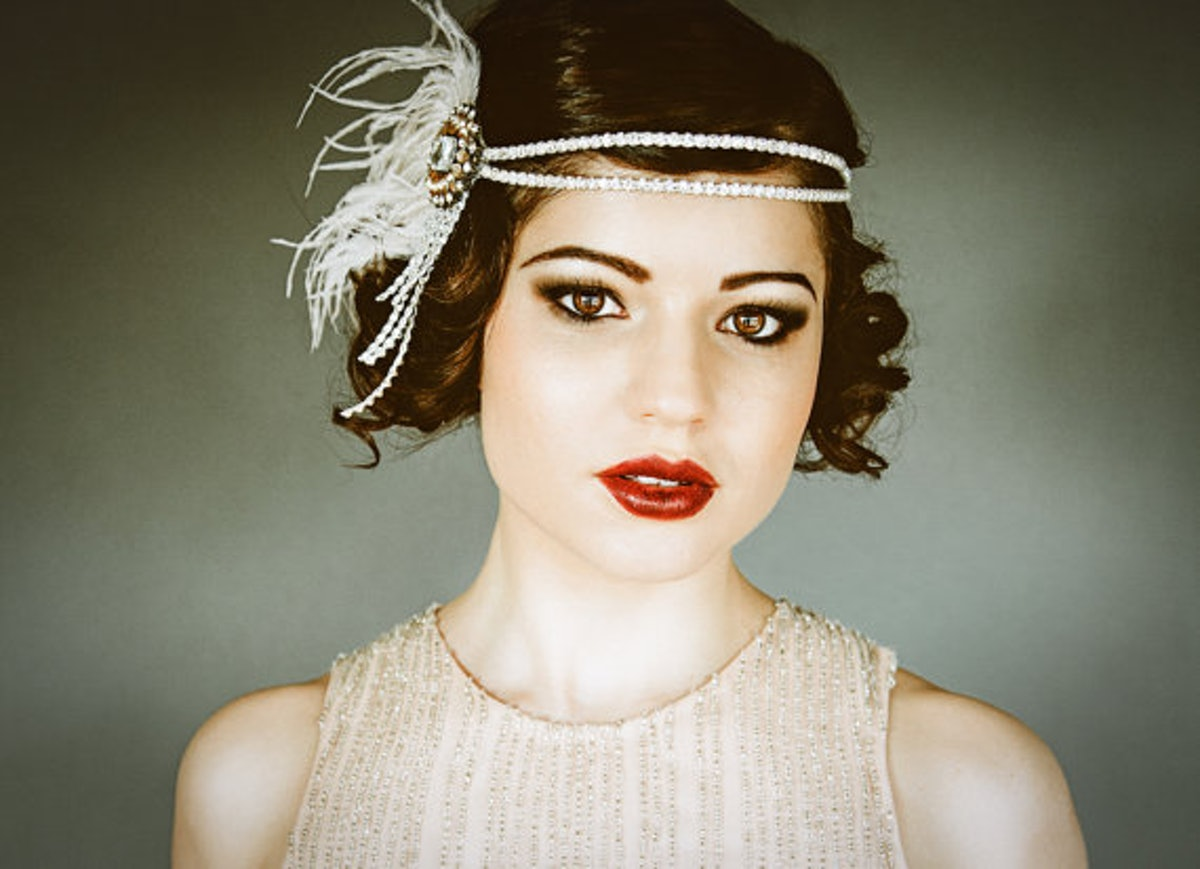 Great gatsby hair  Etsy