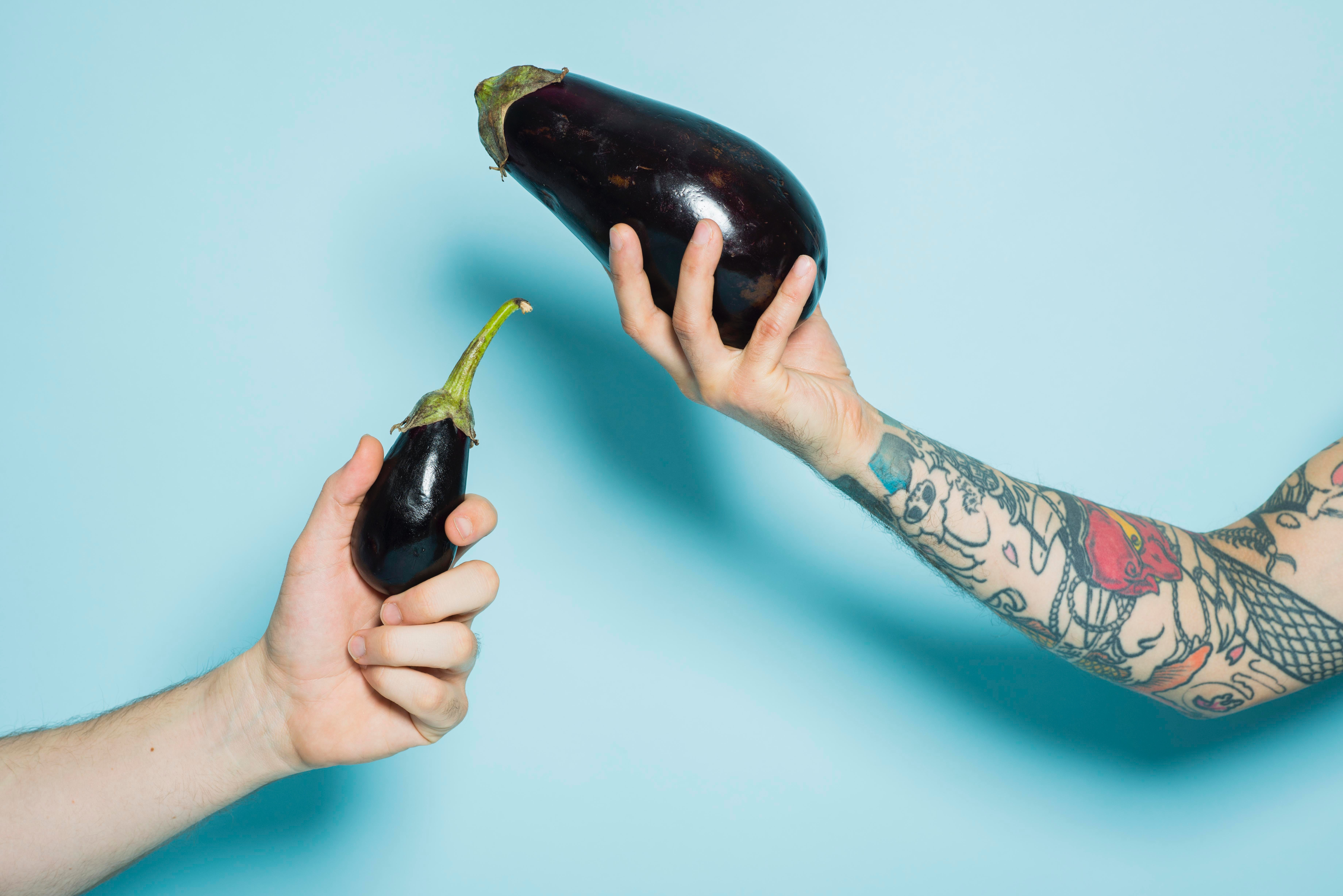 Why So Many Men Think Their Penis Is Too Small