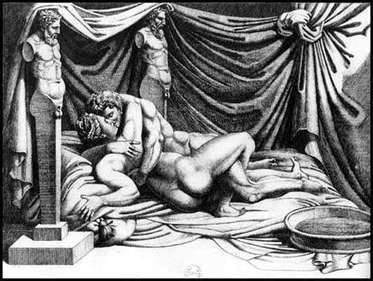 Renaissance sex video