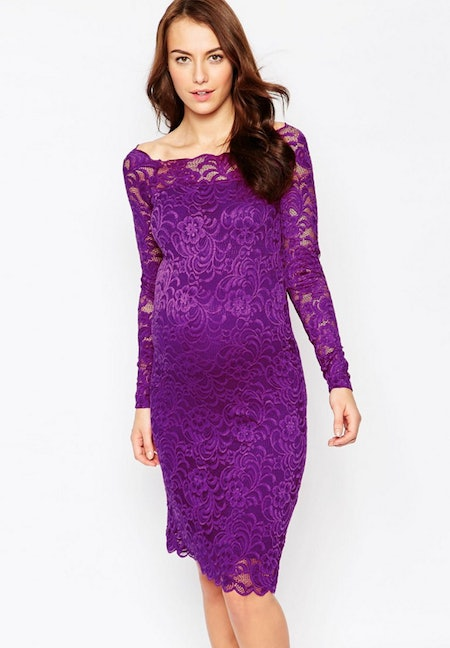 13 New Year's Eve Maternity Dresses That'll Make You ...