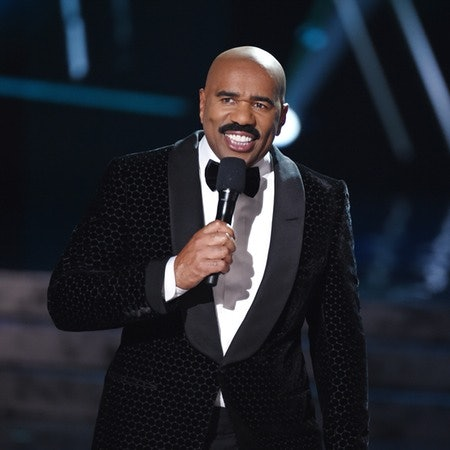 Steve Harvey's Christmas Instagram Poked Fun At His Miss Universe ...