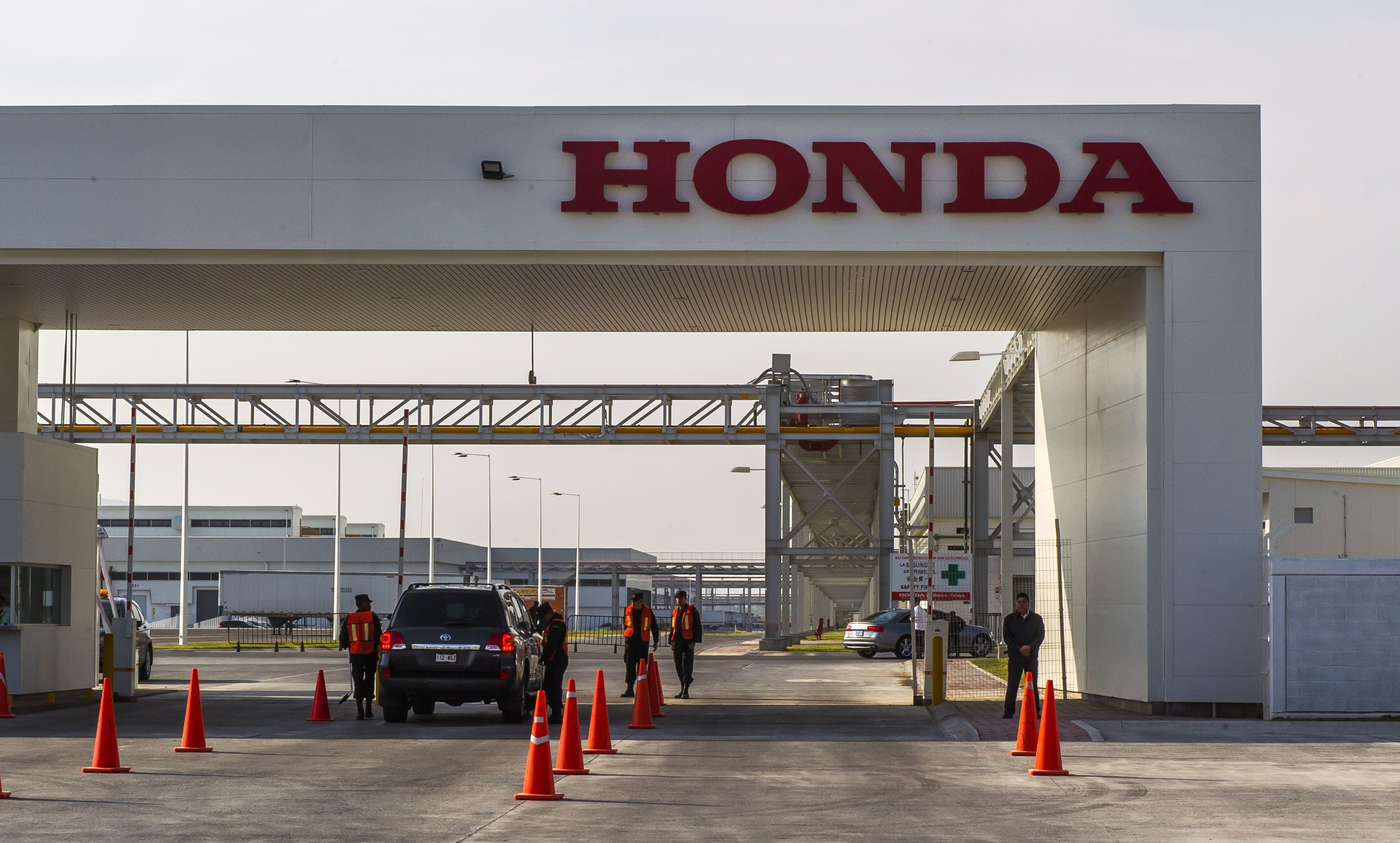 Honda Recalls More Than 600 Thousand Minivans In The United States