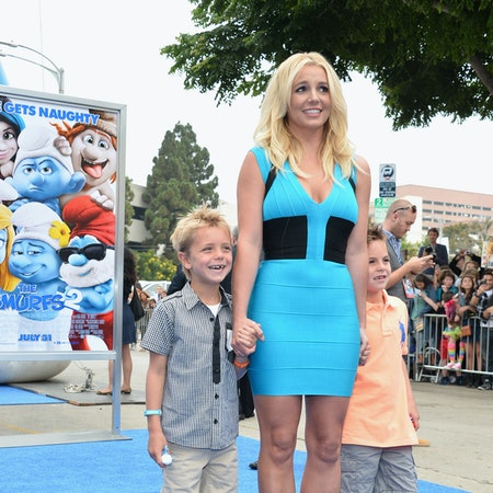 Britney Spears Says She Wants More Kids & Her Take On ...