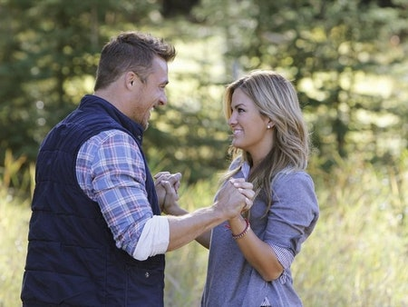 What does chris soules think of becca on the bachelor it s quot weird