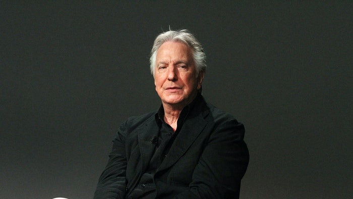Alan Rickman Movie Quotes: This Quote From Alan Rickman Shows Why The World Is