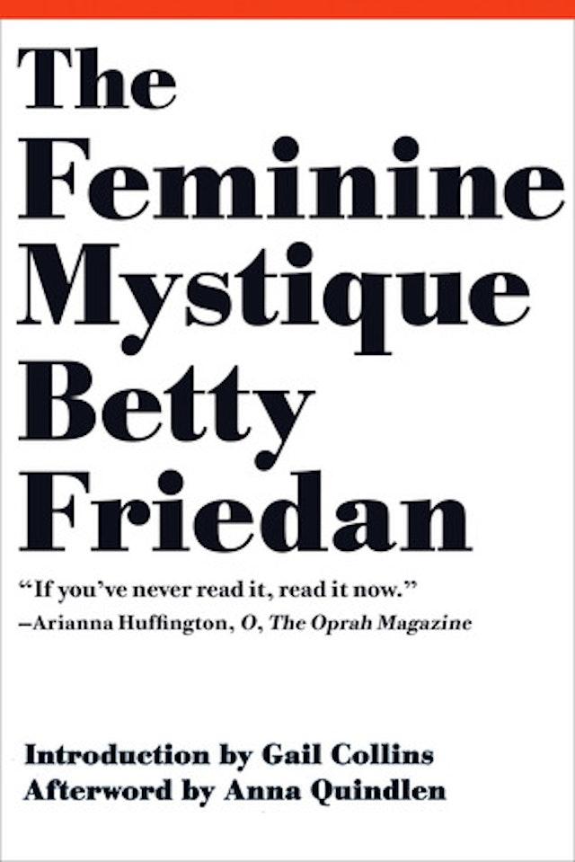 Betty the mystique friedan feminine pdf