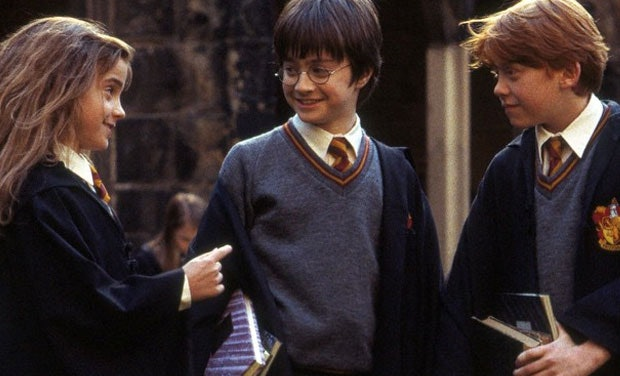 'Harry Potter' movies back in IMAX theaters