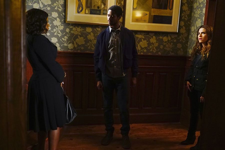 'It's About Frank' Episode of HOW TO GET AWAY WITH MURDER