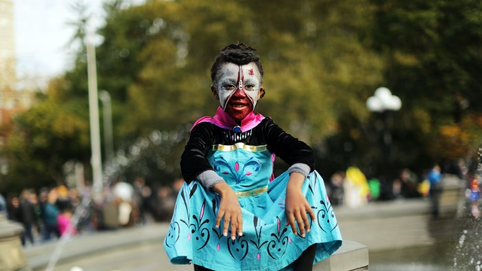 How To Remove Kids\' Halloween Makeup Without Enduring More Screams