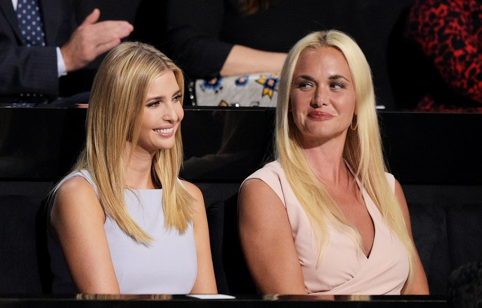 What Does Vanessa Trump Do For A Living Shes Married To Trump Jr Is A Stay At Home Mom