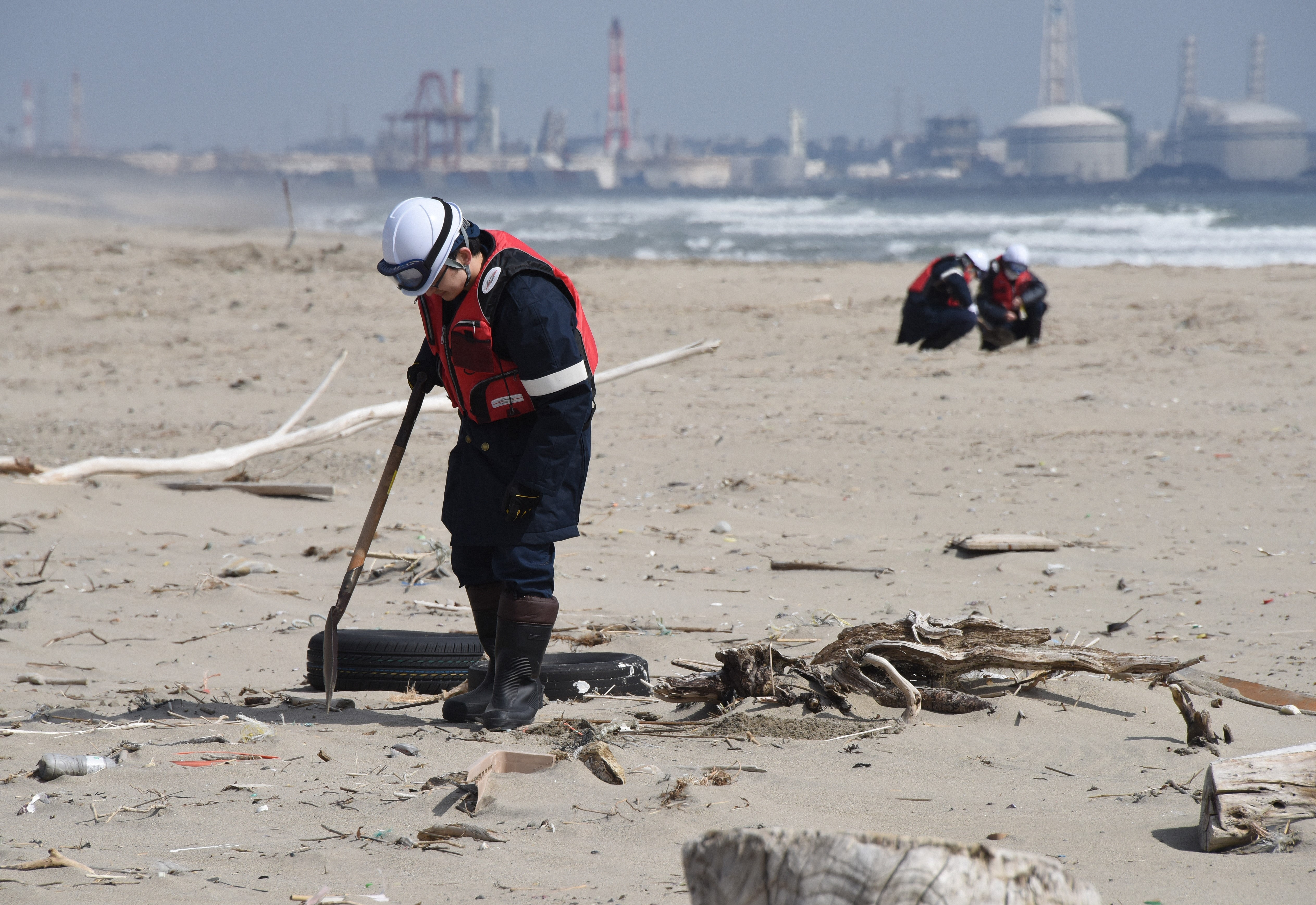 High intensity natural disaster hits Japan, Tsunami alert lifted