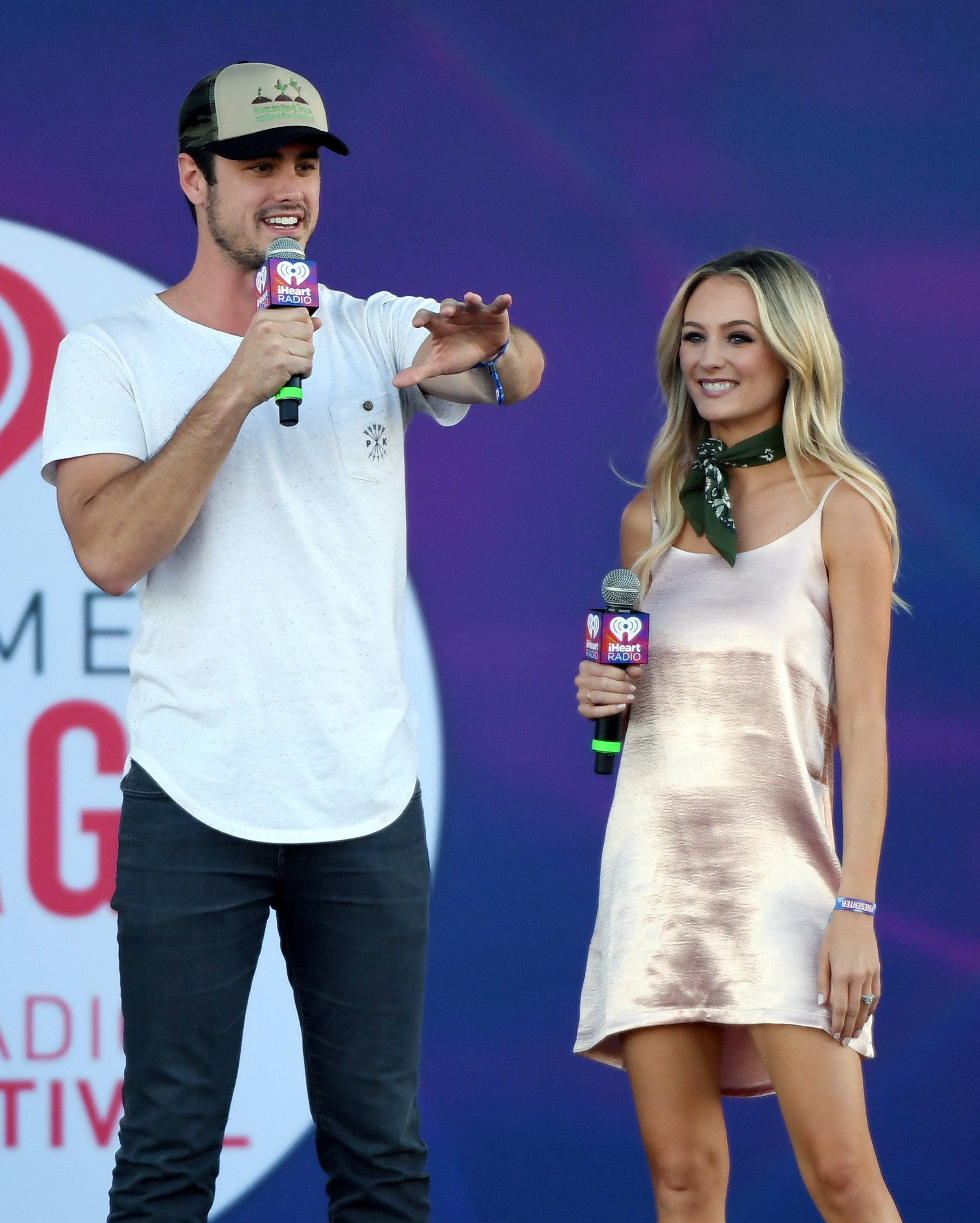 Ben Higgins and Lauren Bushnell discuss 'Happily Ever After?' renewal