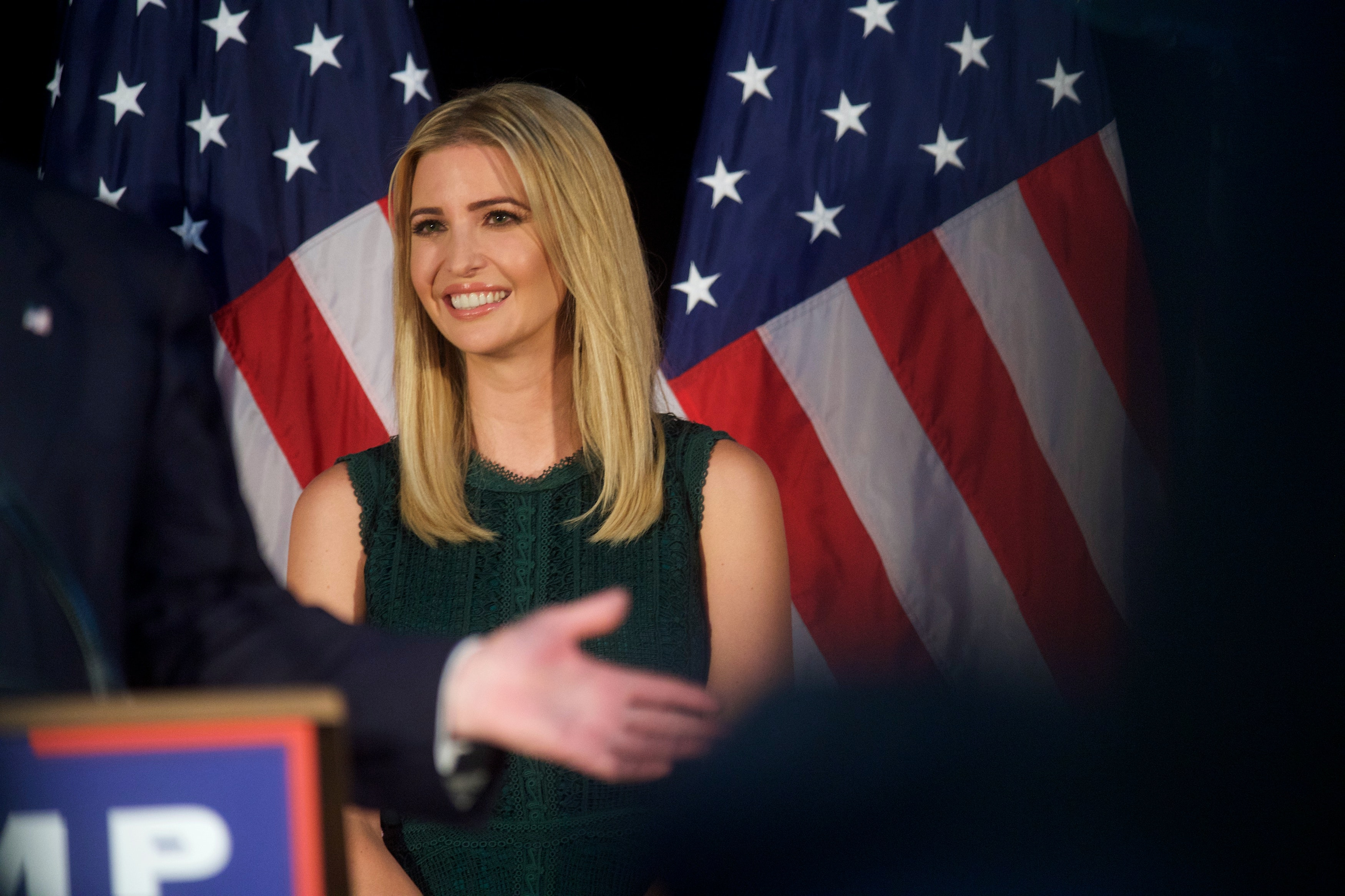 Ivanka Trump, Chief Climate Change Advocate?