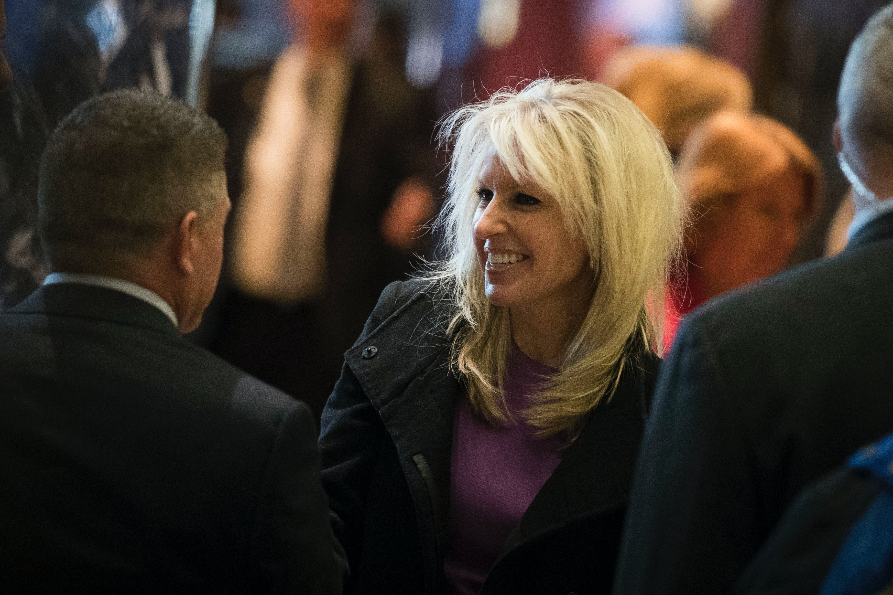 Trump Names Fox News Commentator Monica Crowley To NSC