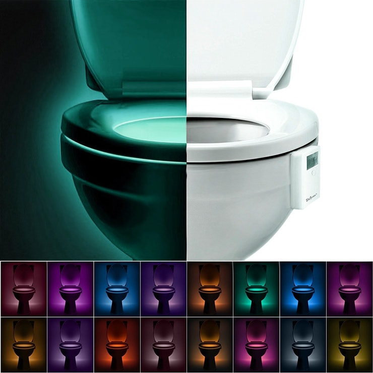 3 Tips For Better Bath Lighting At Lumens Com: 10 Brilliant Toilet Products That Will Improve Your Bathroom Life