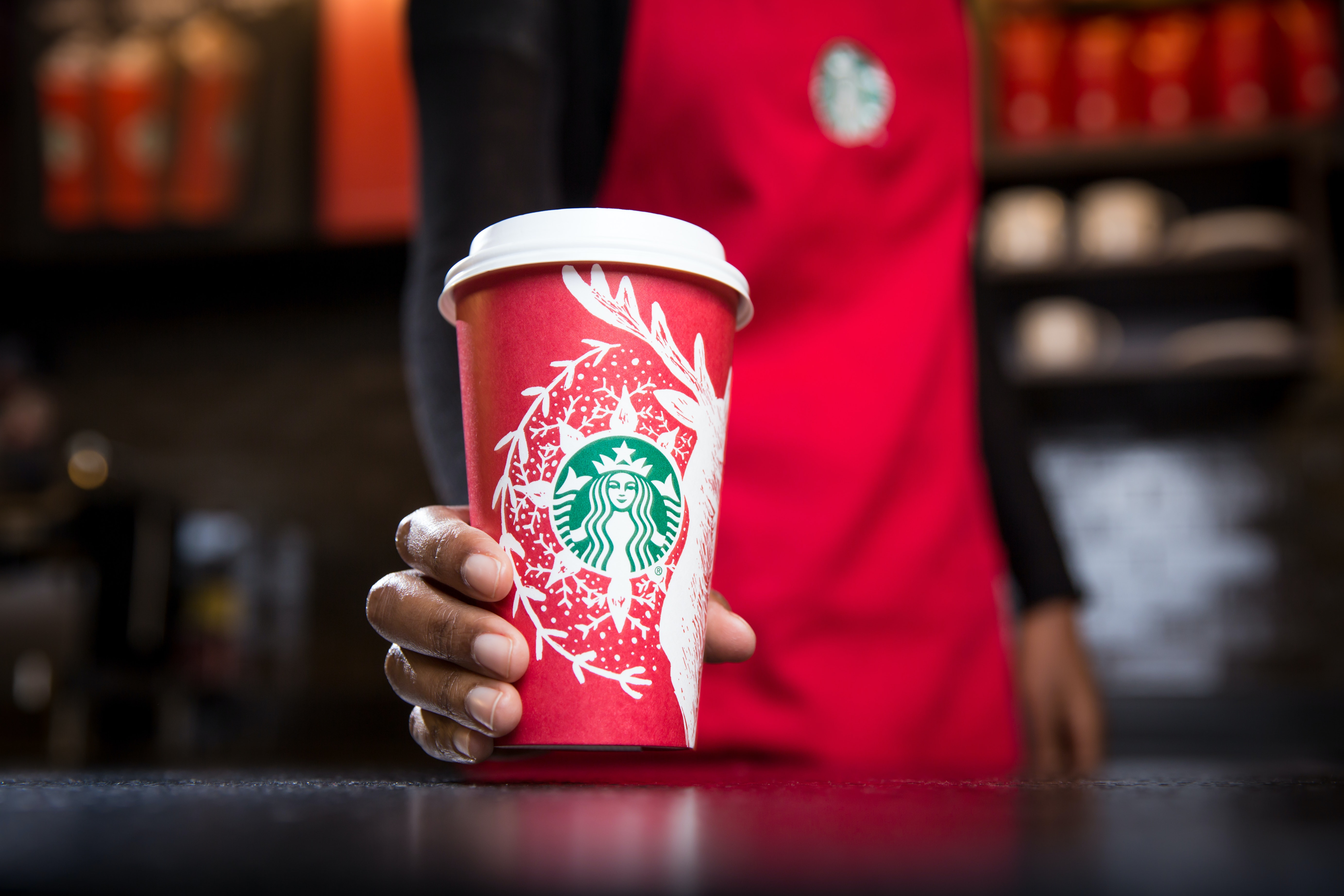 Starbucks Thanking Customers With 10 Days Of Free Drinks