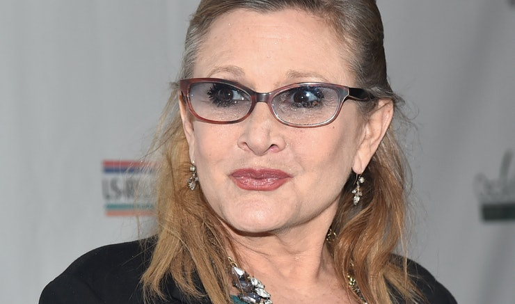 Image result for Carrie Fisher