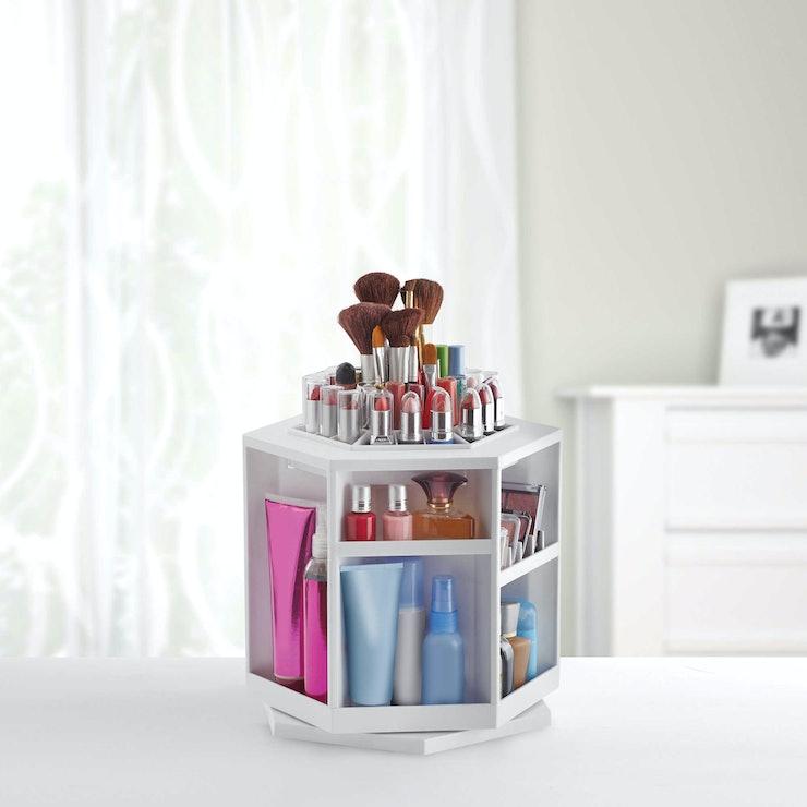 Bed Bath And Beyond Acrylic Makeup Organizer
