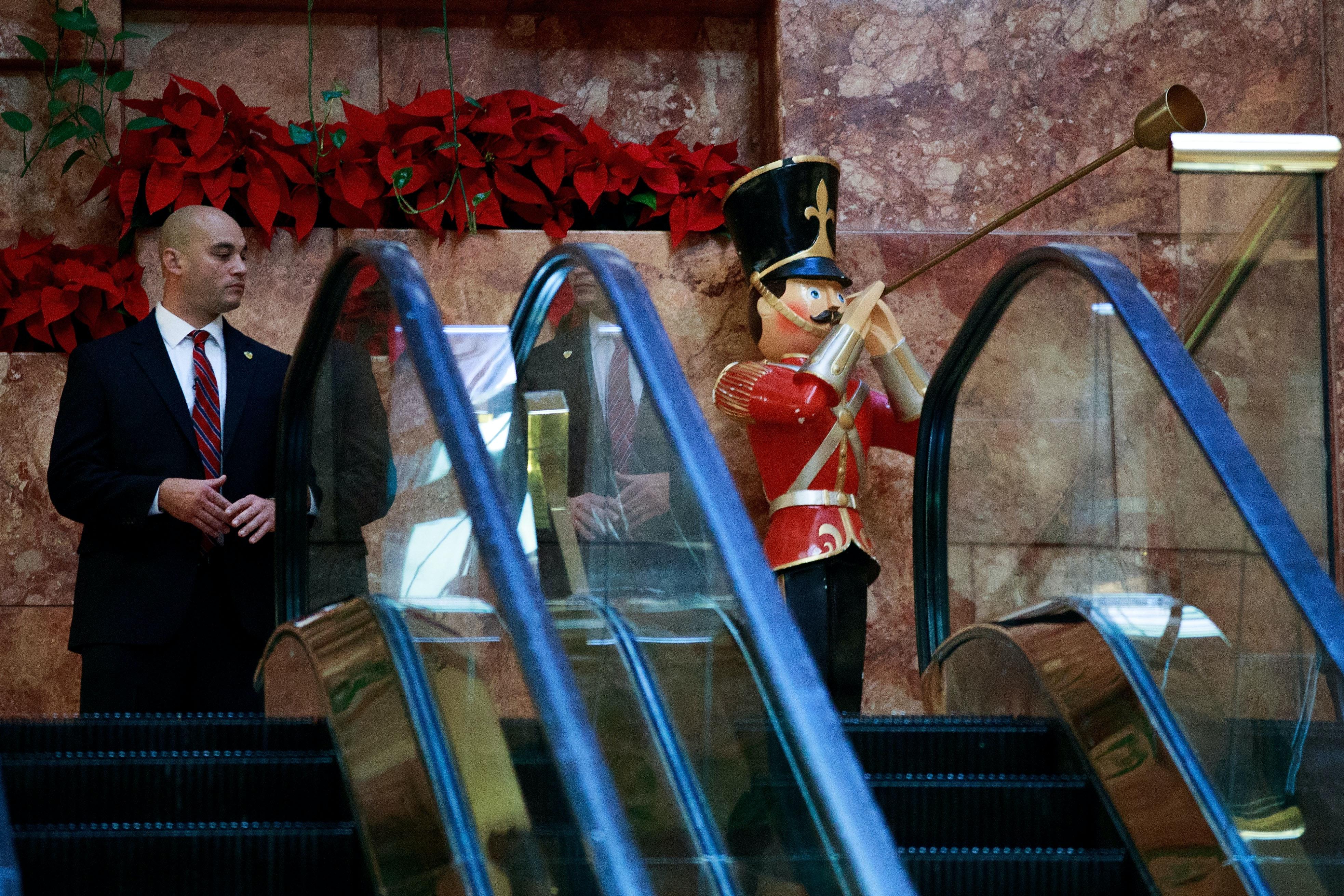 Realtor Uses Secret Service to Sell Trump Tower Condo