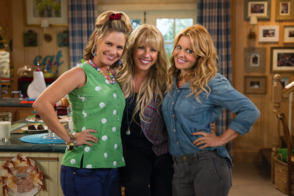 is fuller house season 2 filmed in front of a live audience the reboot returns