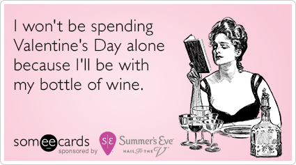 17 Hilarious Valentines Day Someecards That Perfectly Sum Up Your – Some E Cards Valentines