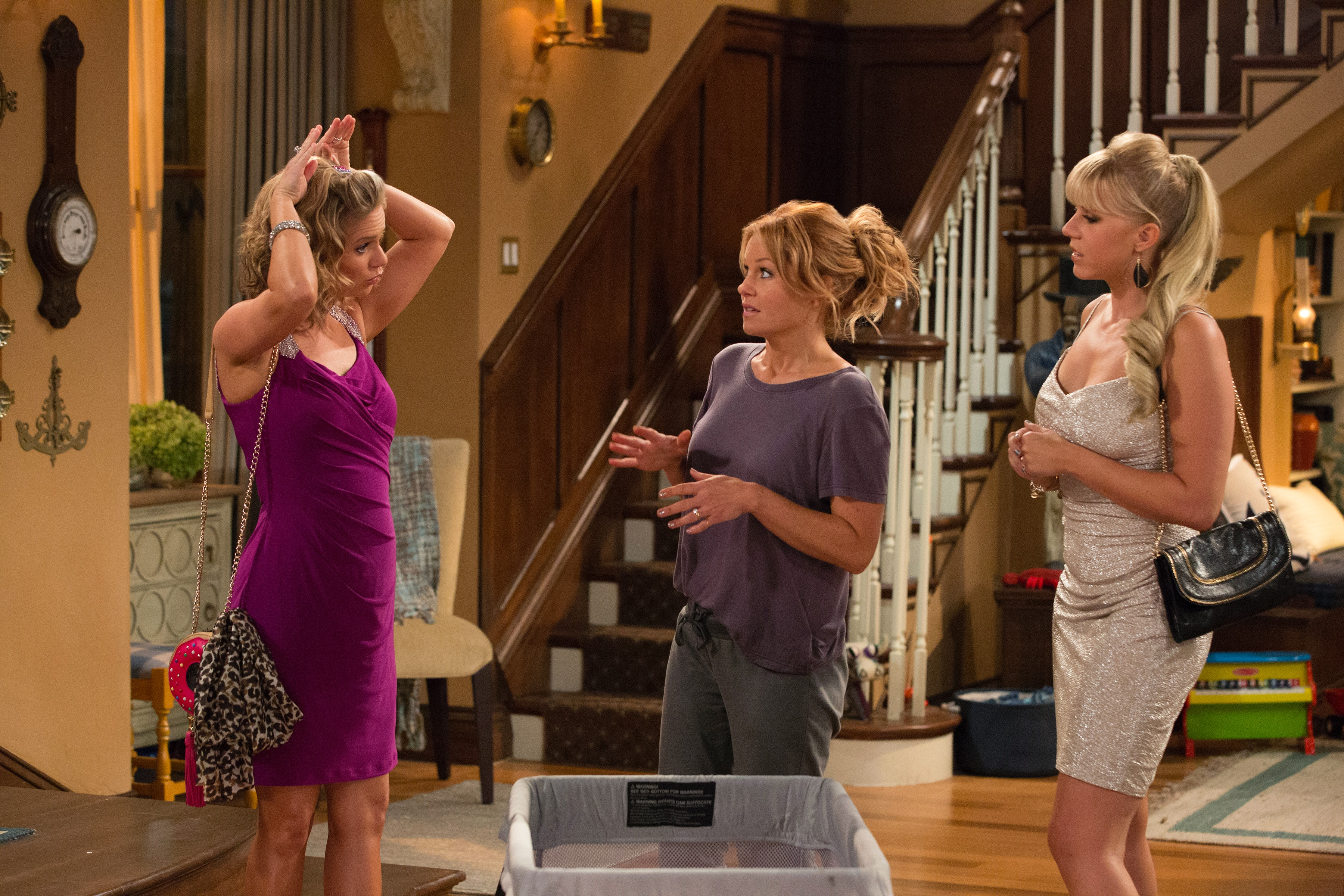 d.j. & kimmy are referred to as lesbians on 'fuller house