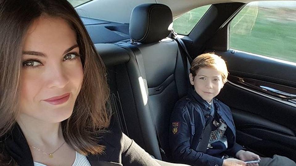Who Is Jacob Tremblay S Mom Christina Candia Tremblay Is