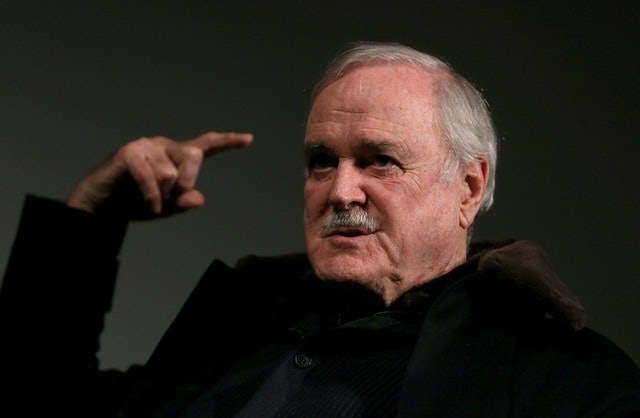 john cleese harry potter