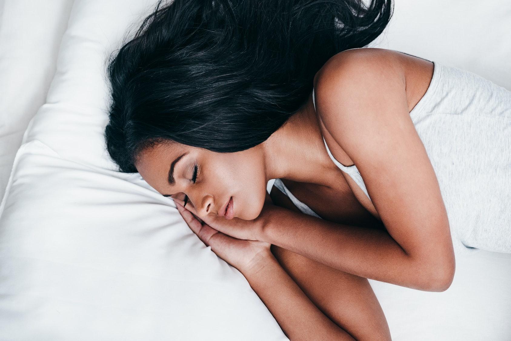 Girl Orgasm Sleep Phase Rem