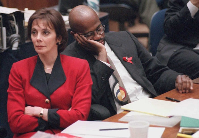 Did Marcia Clark & Christopher Darden Date? Each Side Seems To Have A Different Story