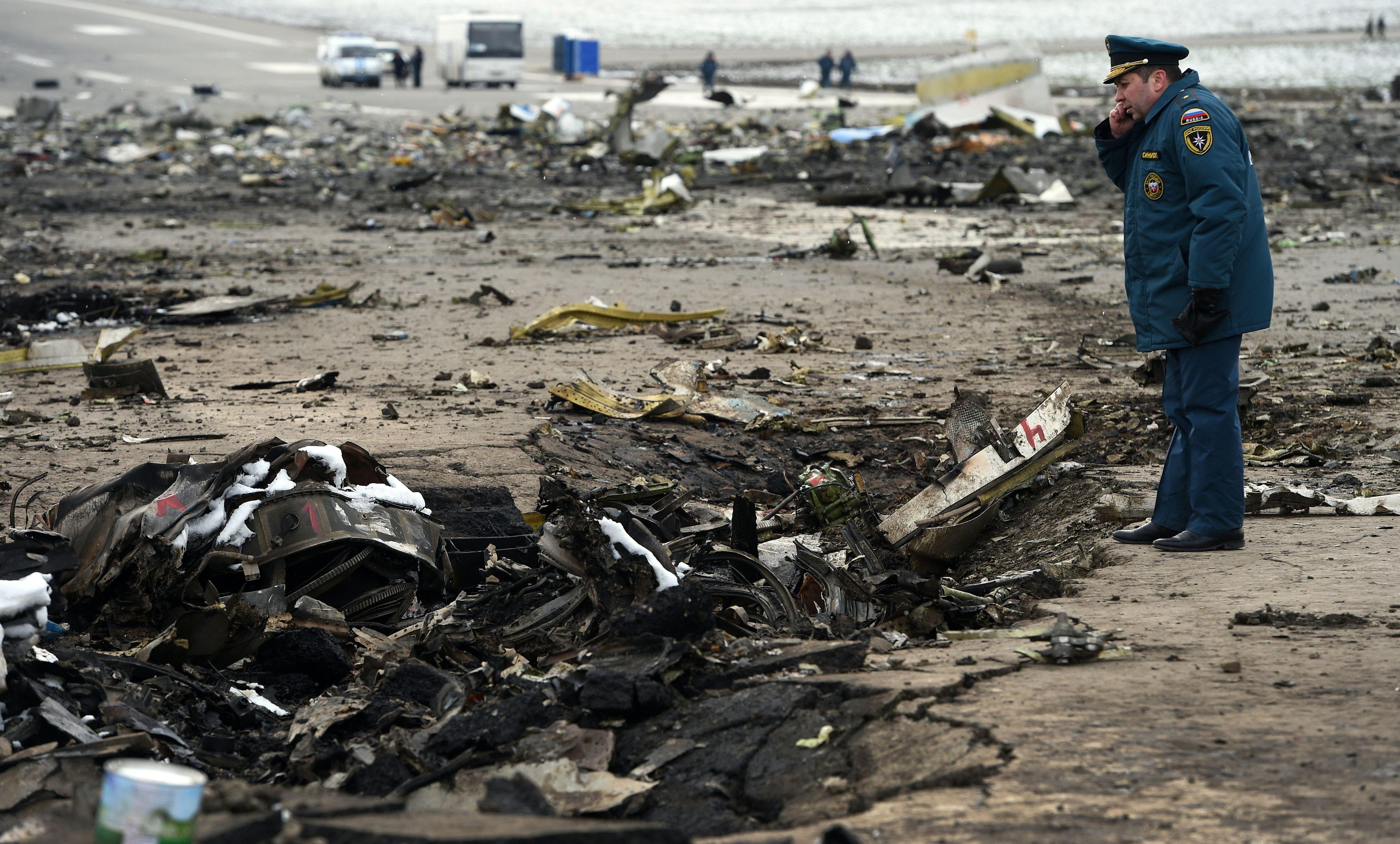 Комиссия по расследованию крушения Boeing завершила работы на месте катастрофы - Цензор.НЕТ 5696