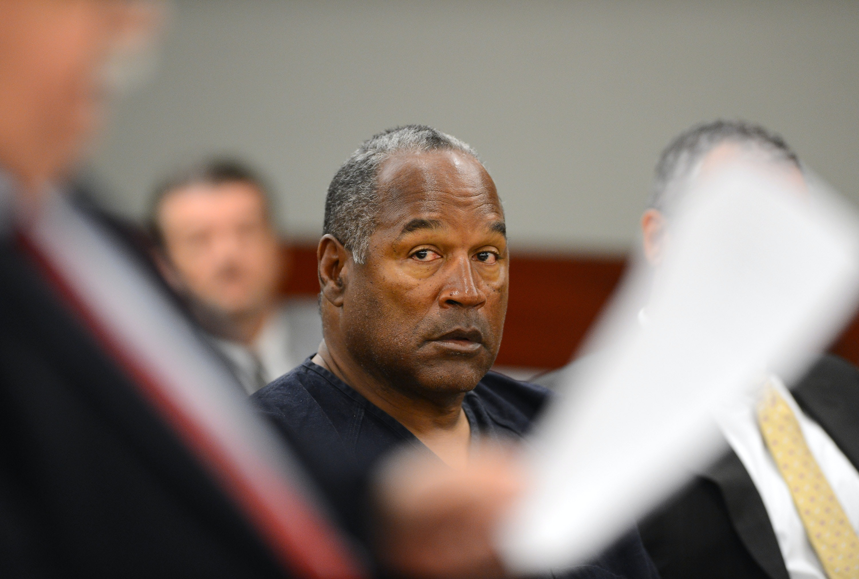 Knife found buried at OJ Simpson estate, report