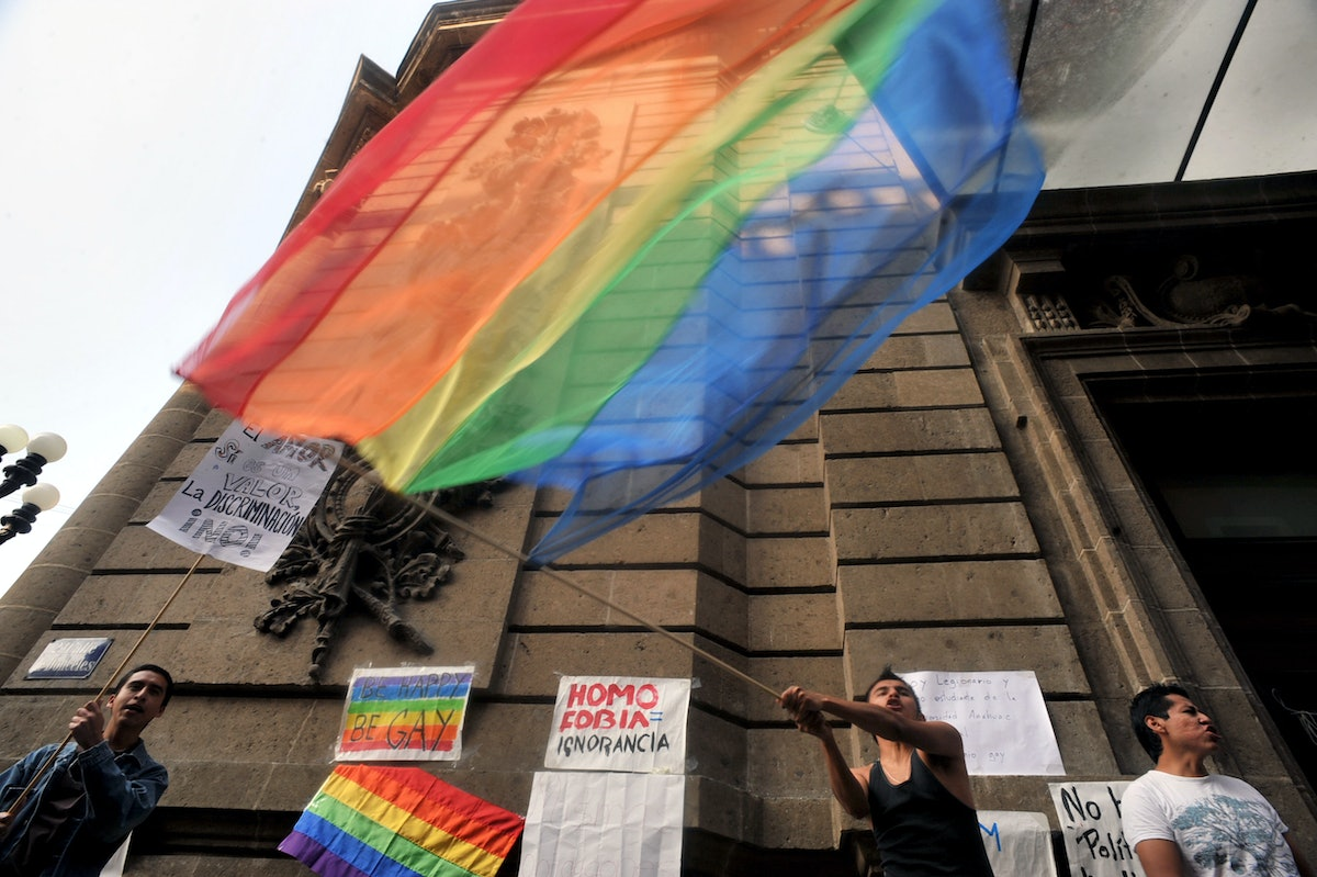 Consular diplomacy and LGBT rights – lessons from Mexico TheHill
