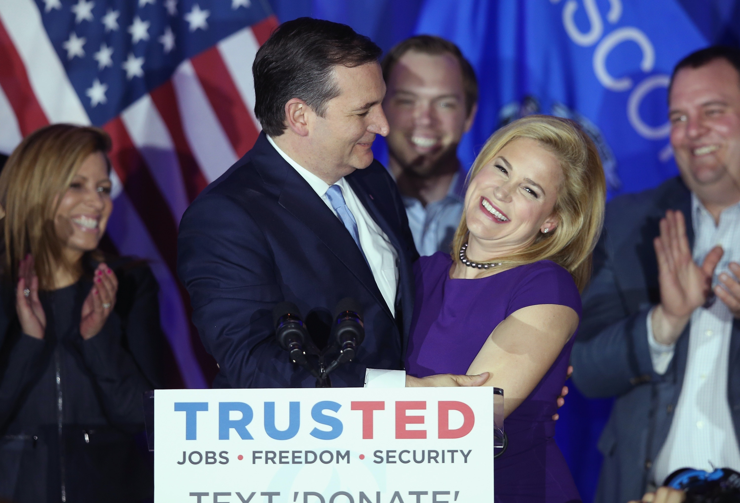 Heidi Cruz Responds To Accusation Her Husband Is The Zodiac Killer