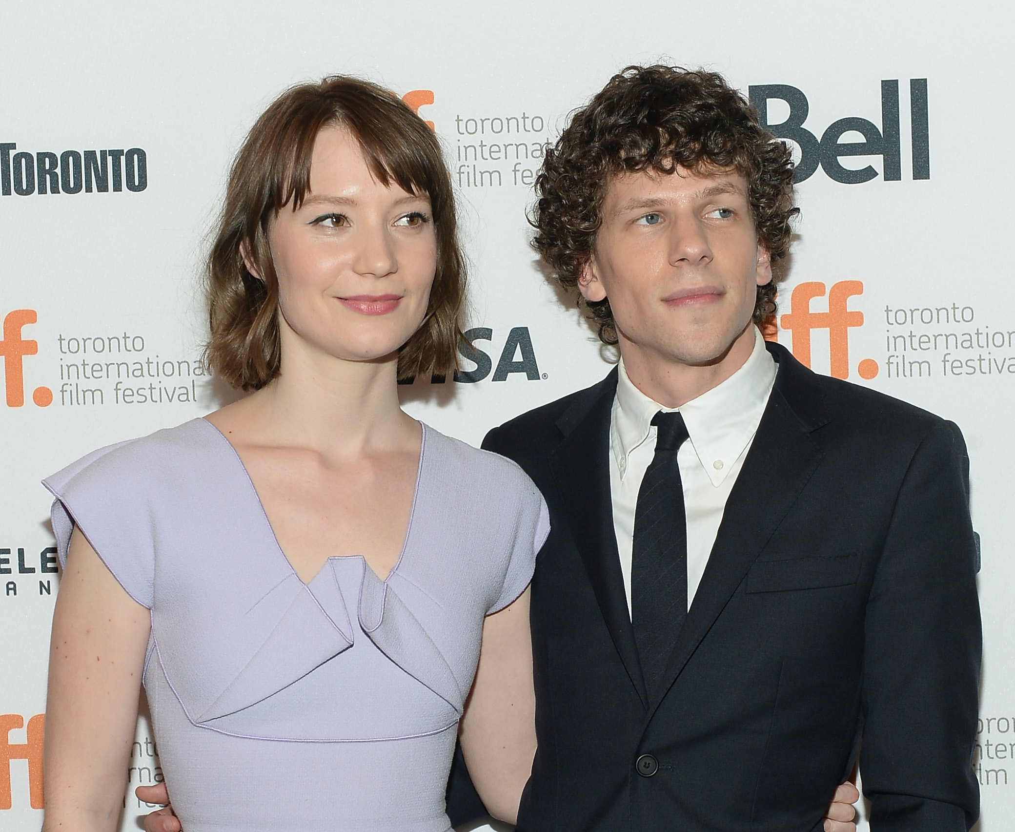 Jesse Eisenberg Goes Public With New Girlfriend—You'll Never Guess ...