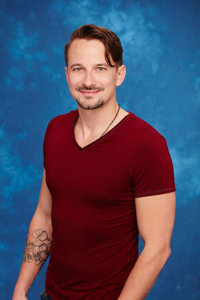 Who Is Evan Bass On The Bachelorette Single Father Of 3 Protects His Kids