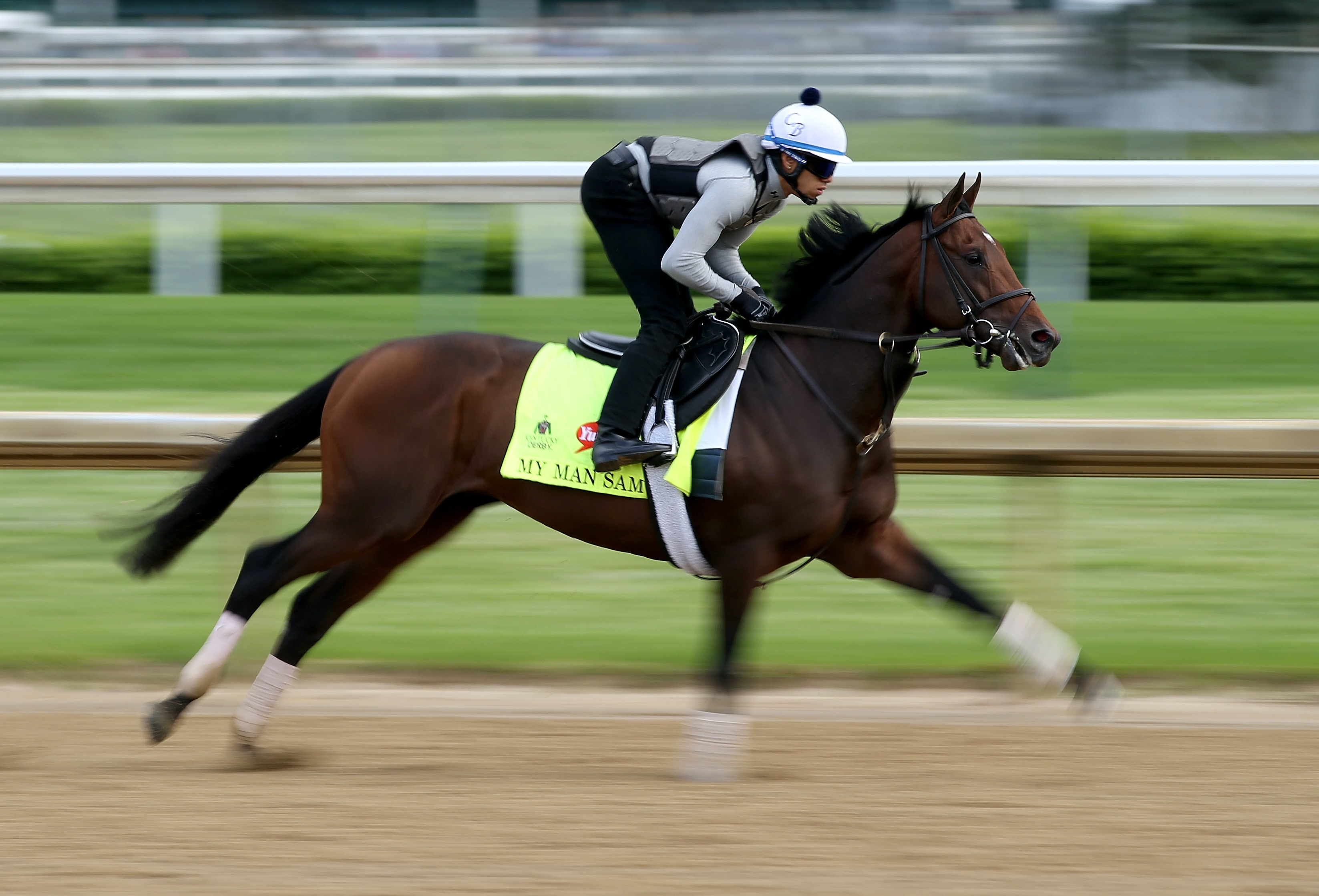 Nyquist's Triple Crown, Preakness odds set