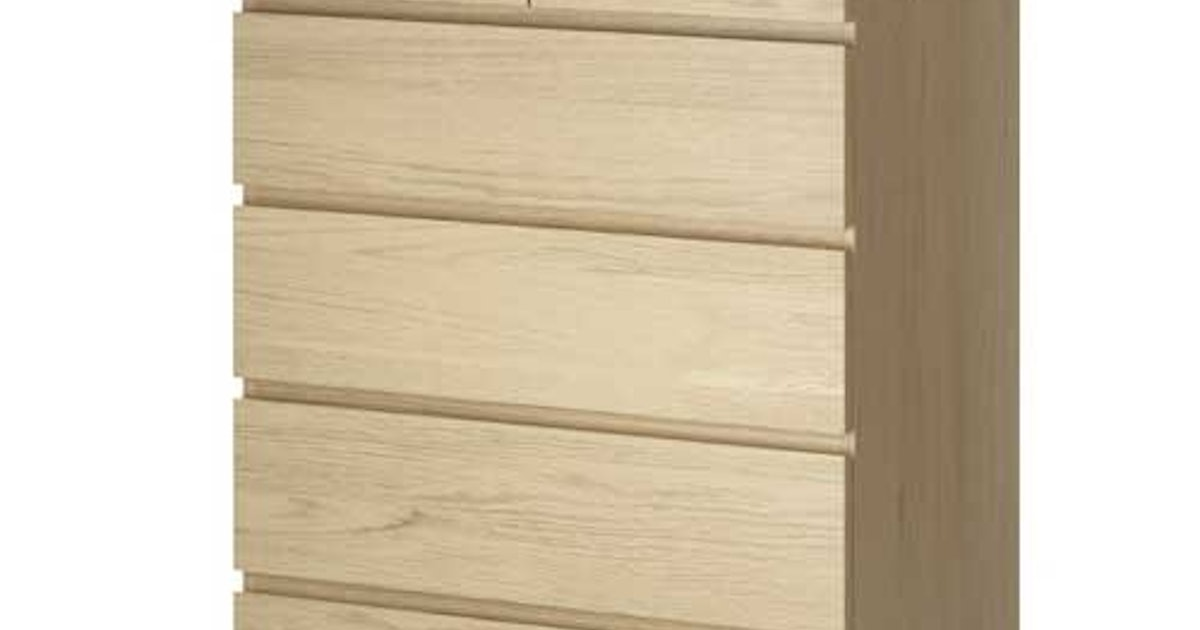 Ikea malm dressers recalled after tipping deaths but for Malm kommode weiay
