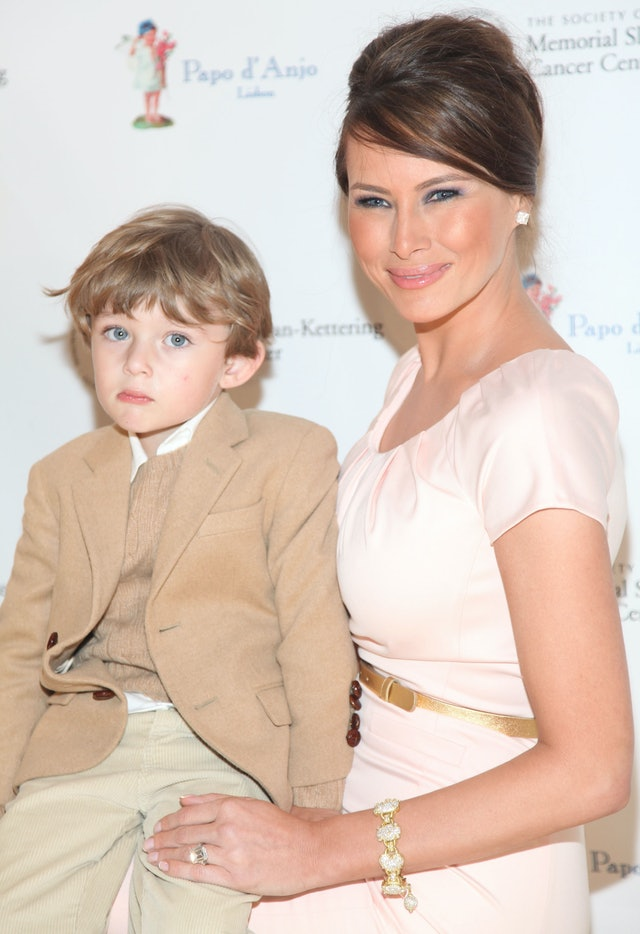 what barron trumps worth allowance doesnt appear very high