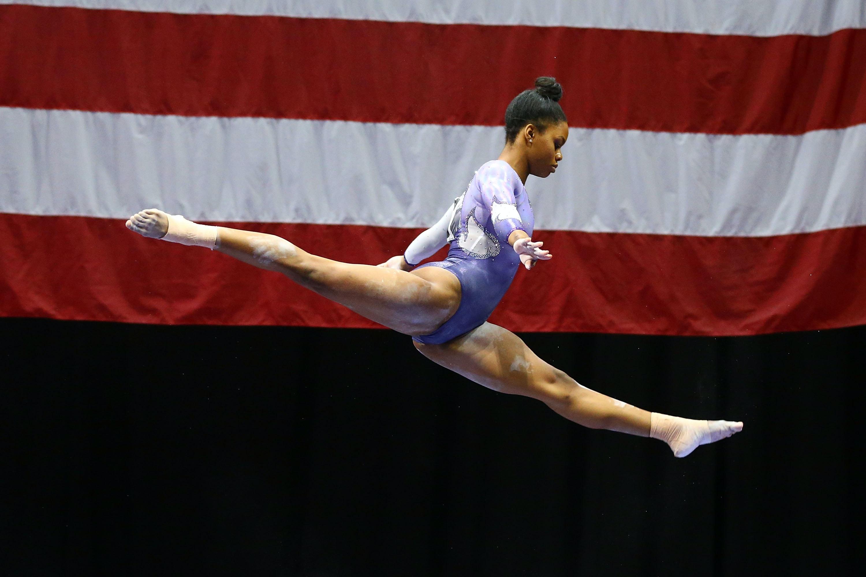 Olympian Gabby Douglas is Barbie's new 'Shero'