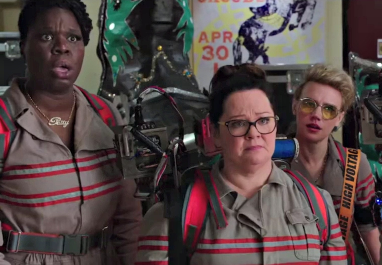 New all-female 'Ghostbusters' laugh-out-loud amusing