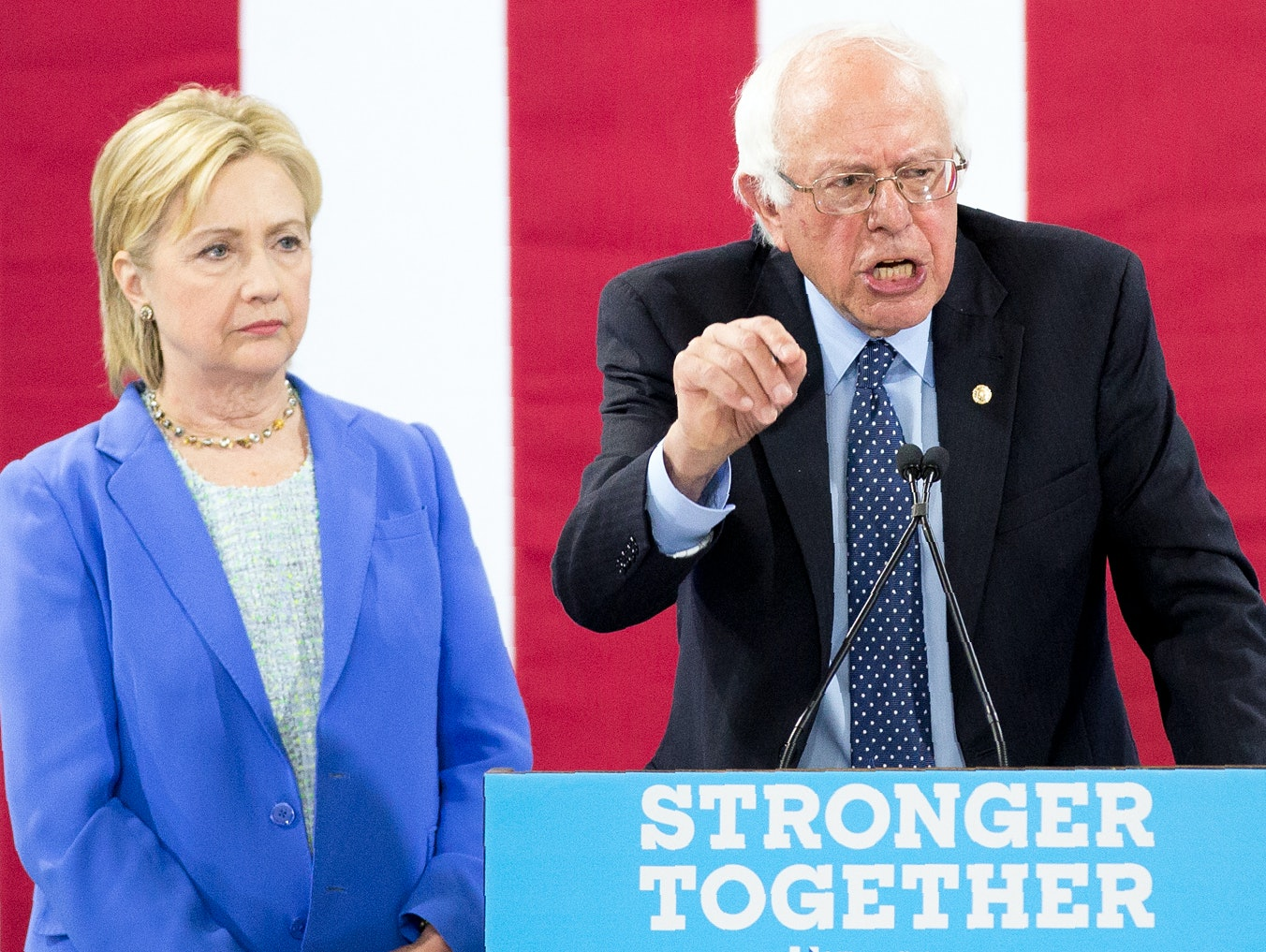 Leaked: DNC official wanted to smear Sanders' religion (or lack thereof)