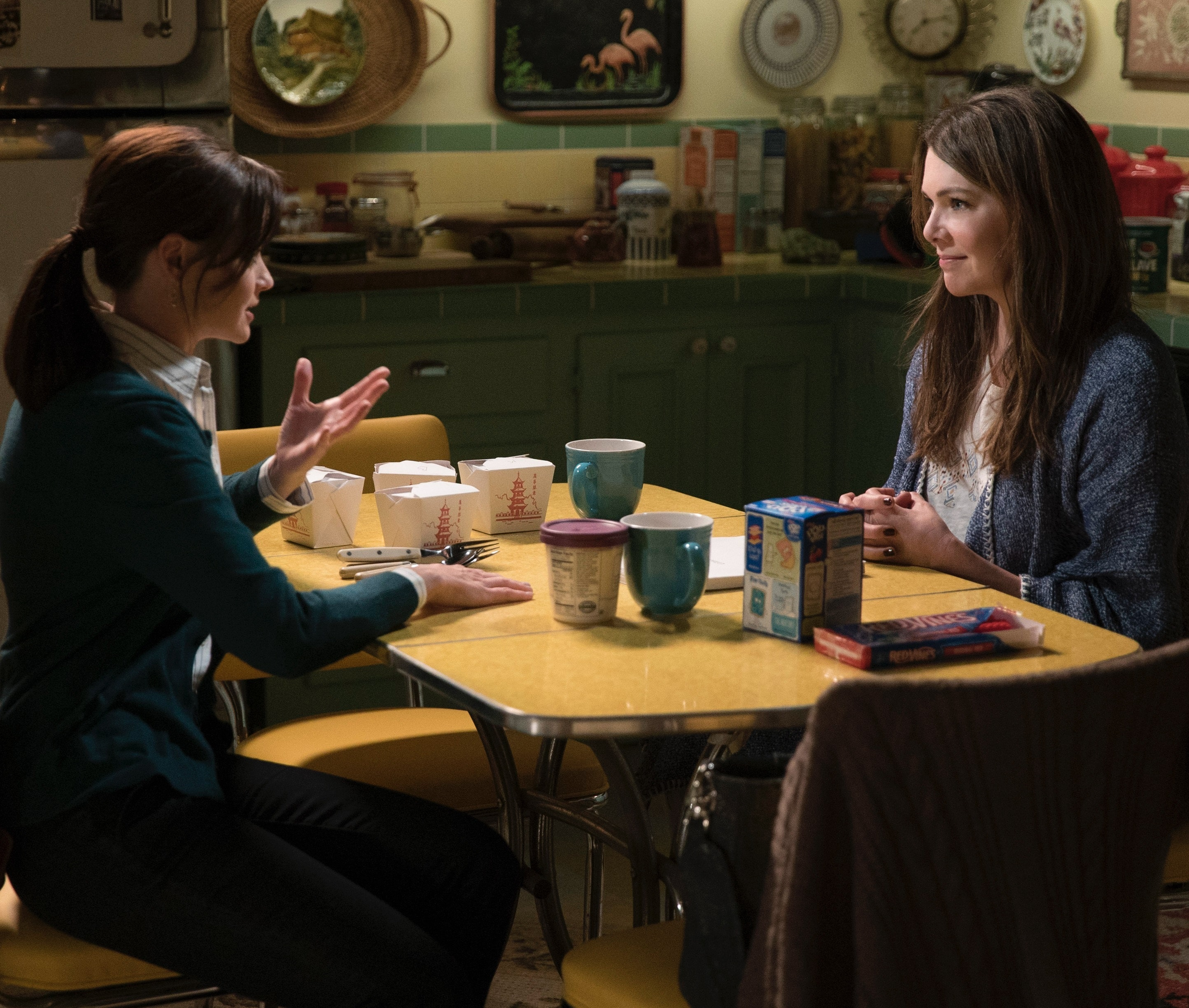 Gilmore Girls return date announced