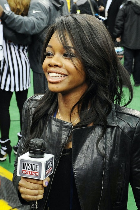 Gabby Douglas: Lifetime Movie Airs TOMORROW! | Photo 640354 - Photo ...