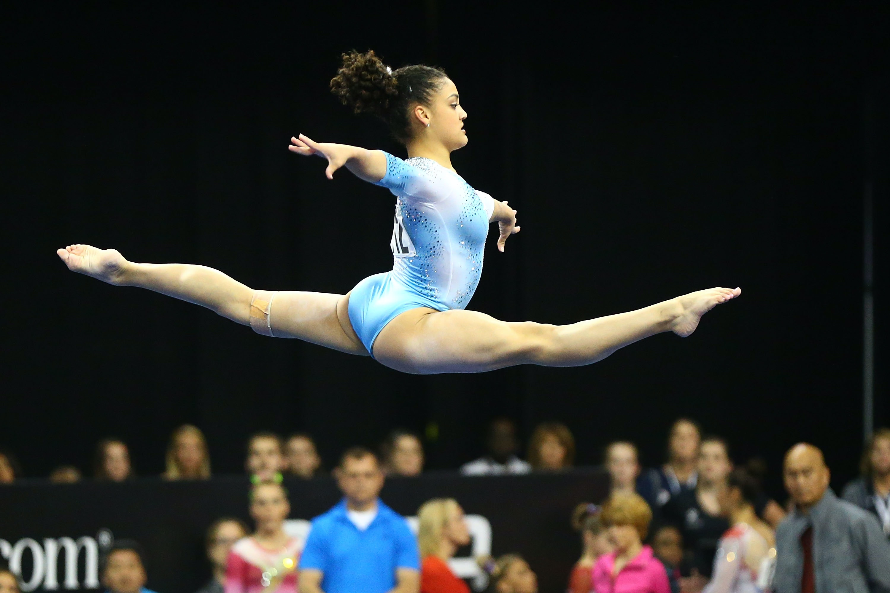 Gymnast Laurie Hernandez Goes Pro Ahead of Rio Olympics